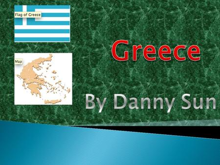 In World War Two, Italy first attacked Greece, but Greece defended themselves. Then Germany attacked Greece and then Greece lost the war. Greece's.