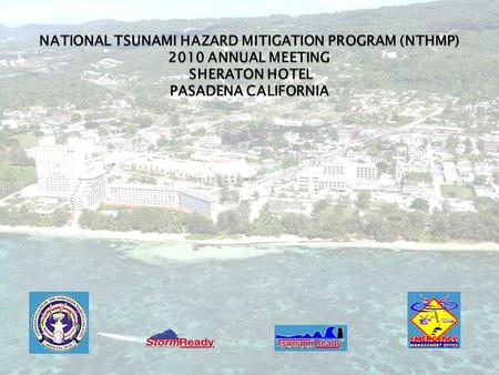 On August 20, 2007 NOAA officially recognized the island of Saipan, as a Storm Ready/Tsunami Ready community. National Weather Service Storm Ready/Tsunami.