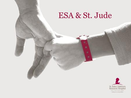 ESA & St. Jude. BECAUSE OF COLORADO ESA We had 7,469 guests visit our St. Jude Dream Home houses this year and learned about St. Jude.