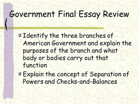 Buy american requirements essay