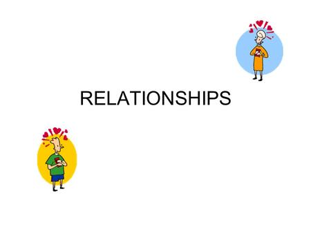 RELATIONSHIPS. CHOOSING ABSTINENCE What is intimacy? –Closeness between 2 people that develops over time.