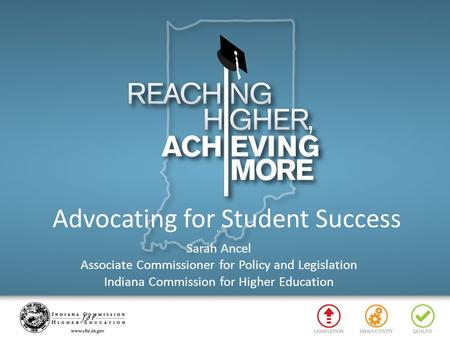 Advocating for Student Success