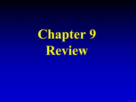 Chapter 9 Review. The time required for a planet to rotate on its axis one complete time is known as what? day.