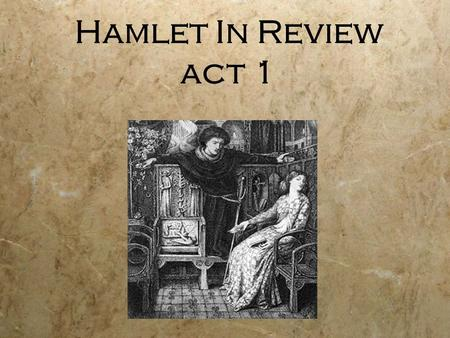 New essays on hamlet