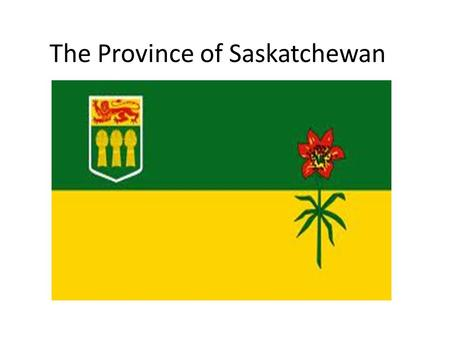 The Province of Saskatchewan. Saskatchewan- Population The province of Saskatchewan has a population of 1 052 937 as of March 21 st 2011. The capital.