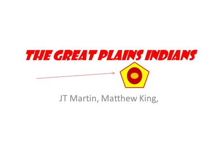The Great Plains Indians