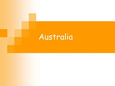 Australia. About Australia... Australia is a country, but it is also a continent. Canberra is the capital city of Australia. Sydney is Australia's largest.