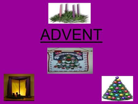 ADVENT. New Testament New Testament > The Gospels > Jesus Is BornThe Gospels Matthew 1:18, Luke 1:26 This is how Jesus Christ came to be born. God sent.