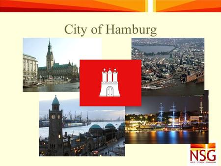 City of Hamburg. Niels-Stensen-Gymnasium Founding and Conception.