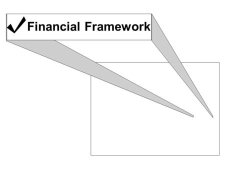 Financial Framework. Financial Framework 1.1- 2 - © 1993 Gemini Consulting. Reproduction with Express Permission Only. XXXX, Inc./Gemini Approach Worked.