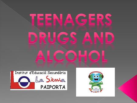  What are drugs?  Video about drugs and teenagers  Common drugs › Facts and figures  Effects of drugs › Depressant drugs › Stimulant drugs  Ordago.
