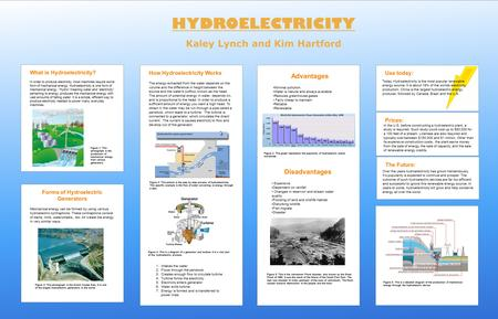 What is Hydroelectricity? In order to produce electricity, most machines require some form of mechanical energy. Hydroelectricity is one form of mechanical.