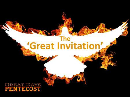 "'Great Invitation' The. 37 When the people heard this, they were cut to the heart and said to Peter and the other apostles, ""Brothers, what shall we do?"""