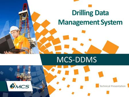 Drilling Data Management System