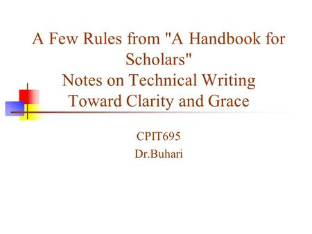 Technical writing services grammar rules