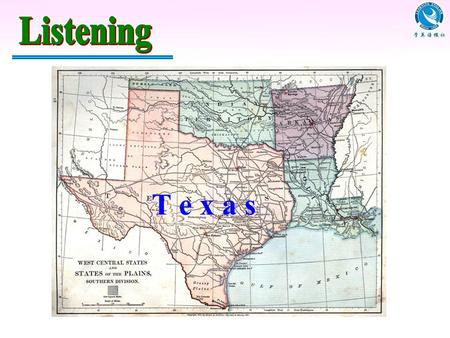 T e x a s. Have you ever been to Texas? Now just imagine that you are in this American city and happened hearing an interesting story told in local dialect.Listen.