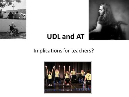 UDL and AT Implications for teachers?. Galileo Mobility Climbing stairs wheelchair.