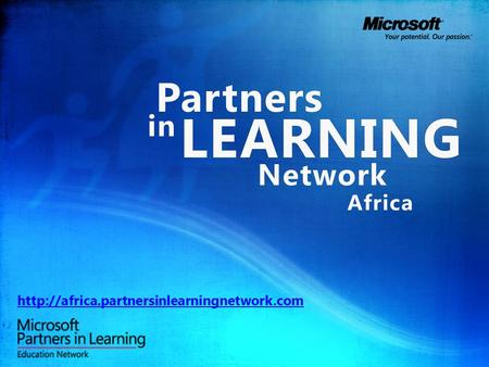in LEARNING Network Africa.
