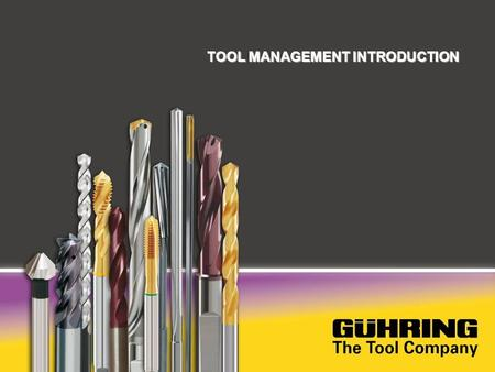 TOOL MANAGEMENT INTRODUCTION. Organization TM Project Introduction Service Center TM Project I.
