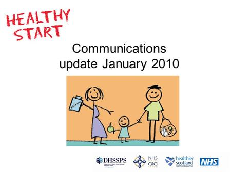 1 Communications update January 2010. 2 Factors effecting daily life Environment –Deprived areas Family situation –Single parents but family nearby Media.