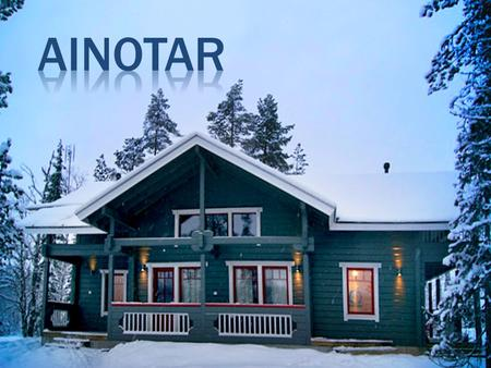 Located in Finnish Lapland in the popular ski resort of Yllas 4 bedrooms with en-suite bathrooms, sleeps 10 Fully fitted luxury kitchen Large sauna with.