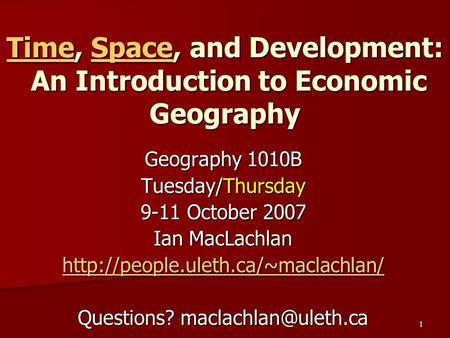 stages of economic development pdf