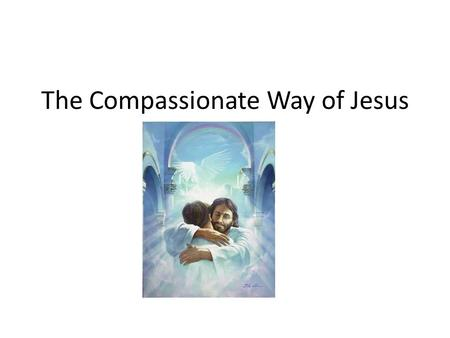 "The Compassionate Way of Jesus. Read the Article, ""Pick up artist makes a clean sweep."" Discuss the following: Which of the responses to suffering is."