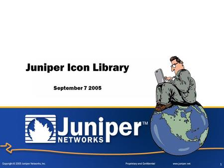 Juniper Icon Library September 7 2005.