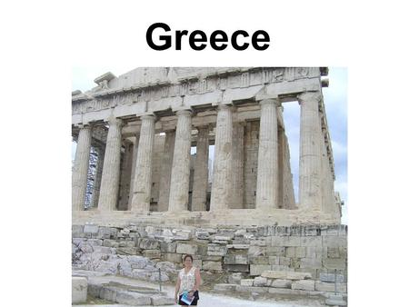 Greece. Geographic Influence Mountains –Fertile valleys –Independent city-states.
