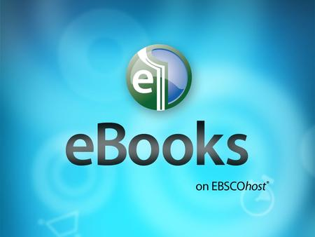 User Experience – Highlights  Fully integrated into EBSCOhost Fully integrated into EBSCOhost  Strength of the EBSCOhost platform Strength of the EBSCOhost.