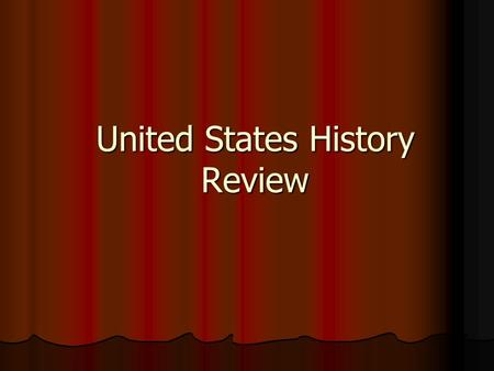 the north and south in antebellum united states essay In the antebellum united states, the north and cities in the south were more segregated than was the rural south, where an agricultural economy based on plantations.