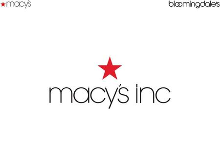 2 Macy's Company facts Macy's is known as the Great American Dept Store and was established in 1858 Macy's heritage includes the Macy's Thanksgiving Day.