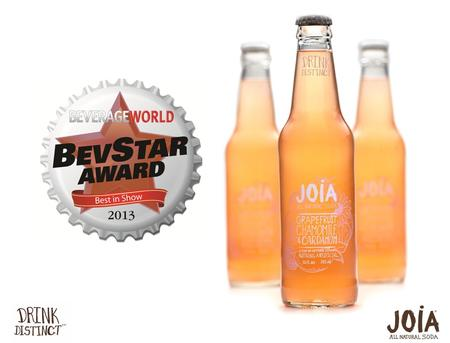 Award Winning All Natural Soda Top 5 Beverages at Expo West 2013 - Andrew Zimmern Favorite Fall Drink.
