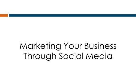 Marketing Your Business Through Social Media. FSC Interactive Online and Interactive Marketing Agency located in New Orleans, La. Specialize in Social.