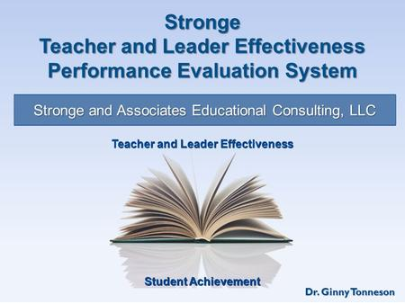 Teacher qualification and student academic achievement