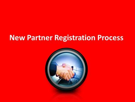 New Partner Registration Process. www.airtel.in Click here.