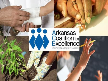 The Arkansas Coalition for Excellence Grant Professionals Association August 10, 2012.