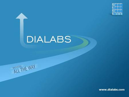 Www.dialabs.com. CALLAgent DIALABS CallAGENT is a PSTN based Softphone which acts as a Single Line Auto Dialer Answering Machine Virtual Receptionist.