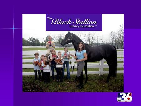 1. Two childhood friends took … Mark Miller Founder of Arabian Nights 2 Black Stallion Literacy Foundation Tim Farley Noted author and son of Walter Farley.