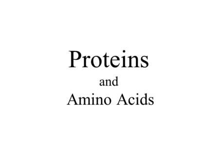 Proteins and Amino Acids. Common Proteins Structural proteins include keratin, which makes up hair and nails, and collagen fibers, which support many.