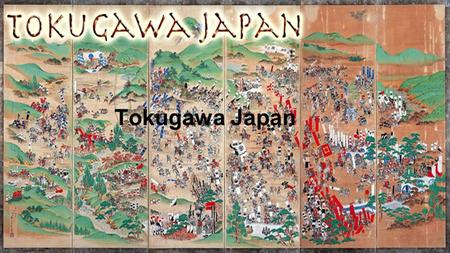 Tokugawa Japan. How does this empire fit the class definition? The Tokugawa dynasty fits the class definition of empire because it has a local lords who.
