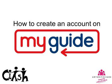 How to create an account on. Open a web browser (e.g. Mozilla Firefox or Internet Explorer) and type www.myguide.gov.uk in the address bar, then press.
