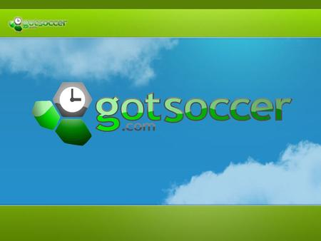 The largest software provider to the US Youth Soccer Market.