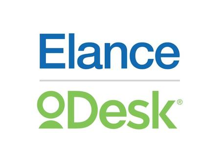 1 © 2000-2014 Elance-oDesk, Inc. Elance-oDesk proprietary and confidential. Do Not Distribute.