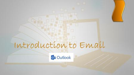 Introduction to Email. Overview  Setting up an account  Sending Emails  Receiving Emails  Folders.