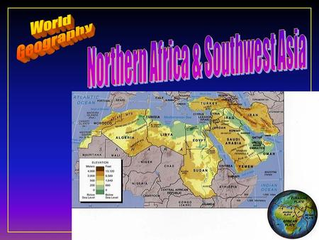 Northern Africa & Southwest Asia