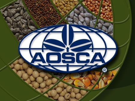 AOSCA 2014 Regional Meetings Report from the AOSCA Certification Requirements and Standards Council.