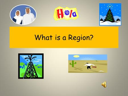 What is a Region? What is a region? A region is an area of land with unique characteristics that distinguish it from other areas. It can be as large.