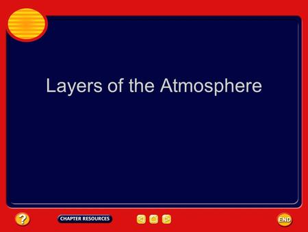 Layers of the Atmosphere Importance of the Atmosphere Earth's atmosphere is a thin layer of air that forms a protective covering around the planet. Earth's.