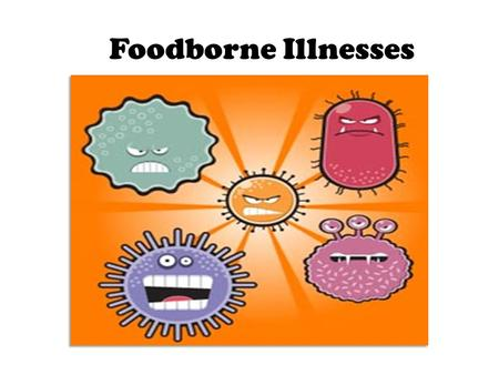 "Foodborne Illnesses. Caused by Bacteria Bacteria are classified as ""spore forming"" and ""non spore forming"" Spore – enables a cell to survive environmental."